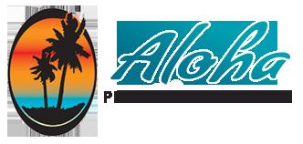 Aloha Pet and bird hospital logo